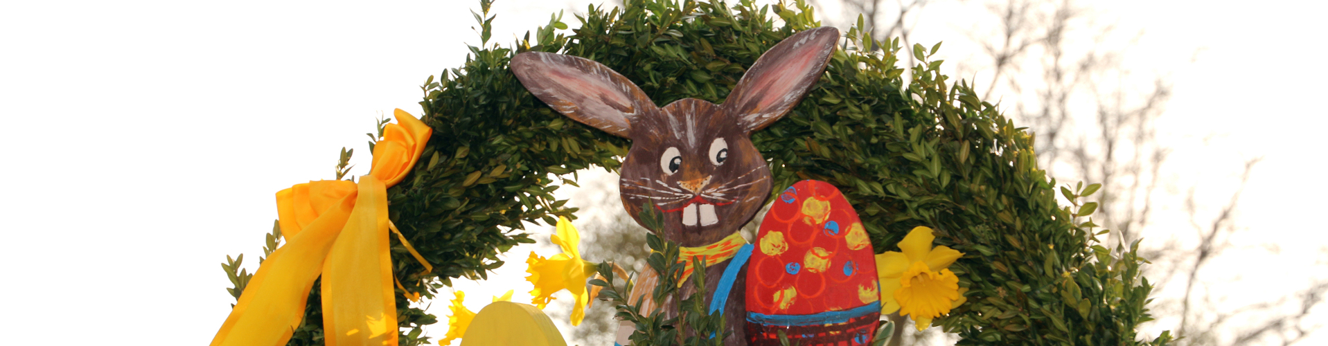 Header Langfurth - Osterhase